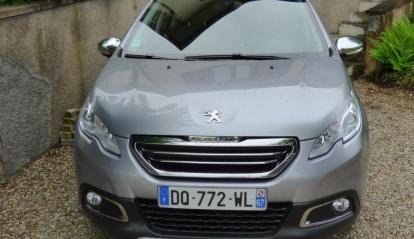 Peugeot 2008 1.6 BlueHDi 2015