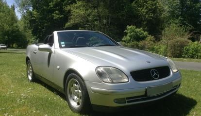 Mercedes Slk 1997