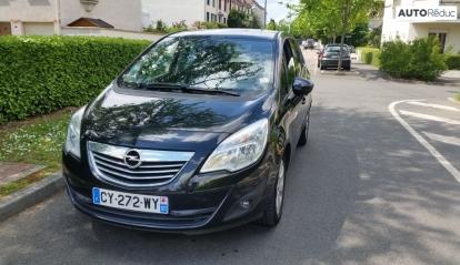 Opel Meriva II 1.4 Turbo Cosmo 2013