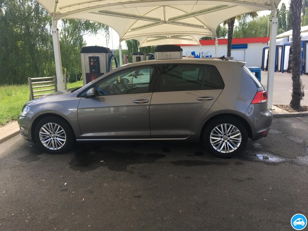 Volkswagen Golf VII 1.4 TSI DSG7 2014