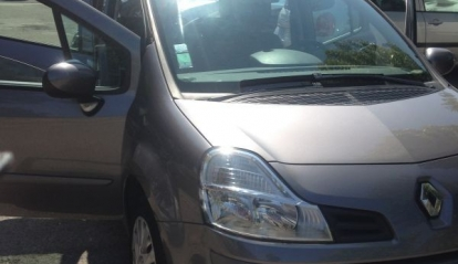 Renault Modus 1.5 dCi 2011