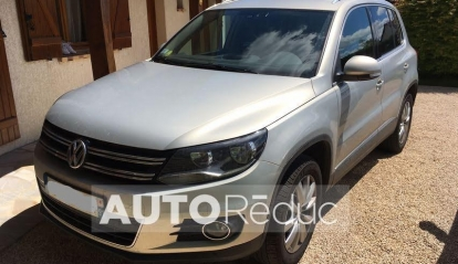 VOLKSWAGEN TIGUAN 2.0 TDI 140 BLUEMOTION TECHNOLOGY SPORTLINE 4MOTION