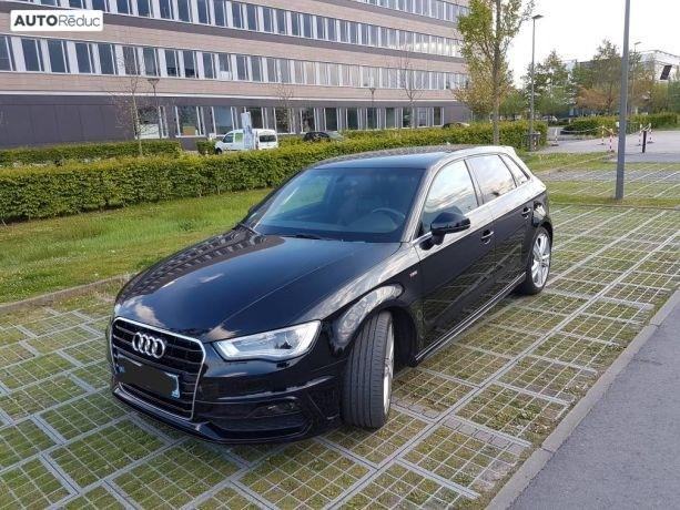Audi A3 sporback 2.0 TDI 150 Sline 2015