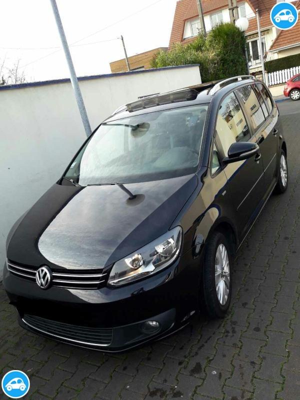 Volkswagen Touran 1.6 TDI Life 2013