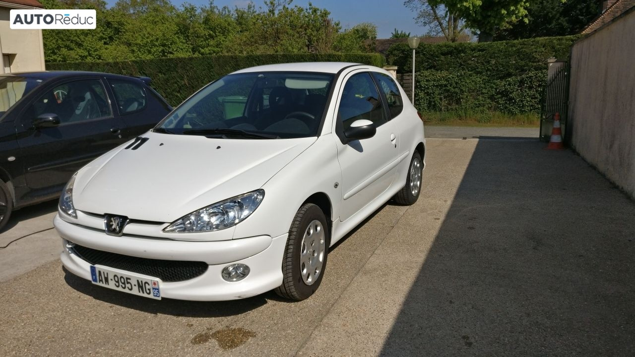 Peugeot 206 1.4 HDI Phase 2 Édition Trendy 2006