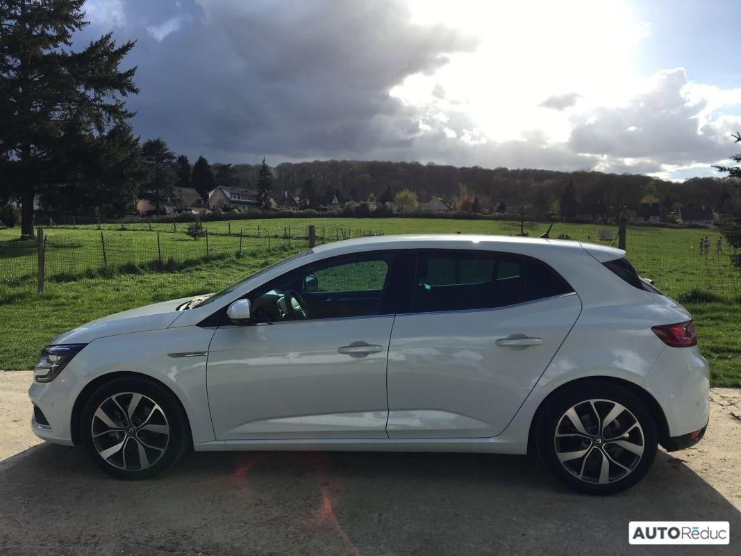 Renault Megane IV 1.6 dCi 130 BOSE 2015