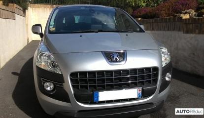 Peugeot 3008 HDI Premium 2010