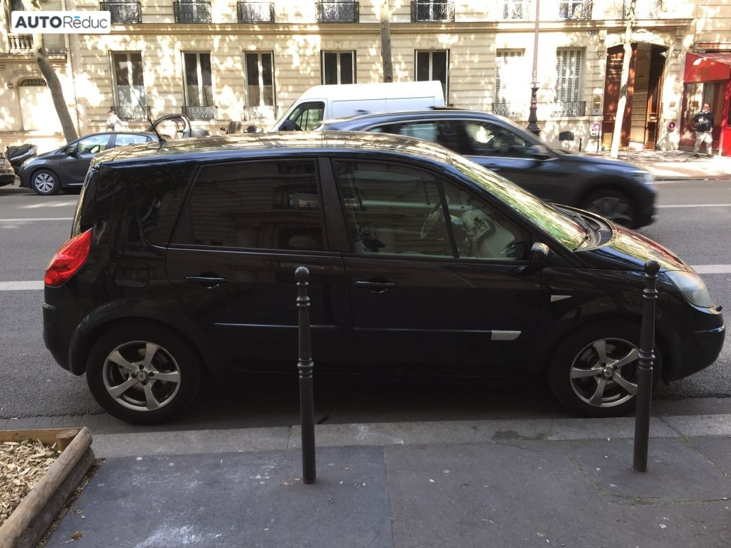 Renault Scenic II 1.9 DCI 2004