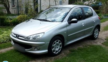 Peugeot 206 Trendy 1.4 HDI 2006