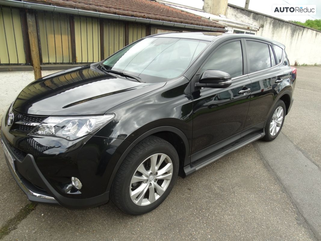 achat toyota rav4 d4d lounge 2013 d 39 occasion pas cher 20 500. Black Bedroom Furniture Sets. Home Design Ideas