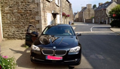 Bmw Serie 5 530D Finition Exclusive 2011