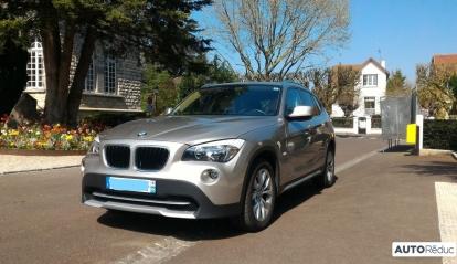 BMW X1 2.0 D Xdrive 2011