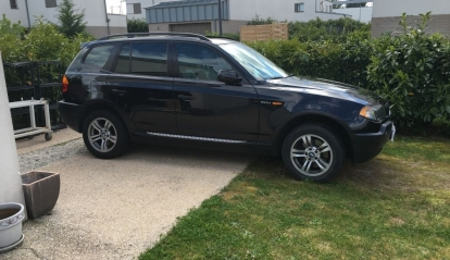Bmw X3 Pack Luxe 2008