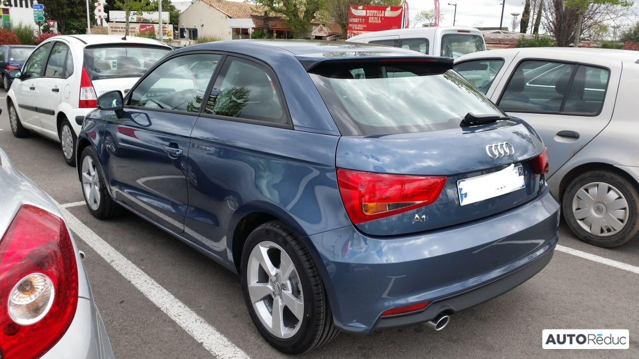 Audi A1 Ambition 1.6l TDI 2016