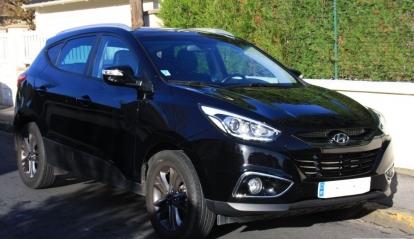 Hyundai IX35 1.7 Pack Premium 2014