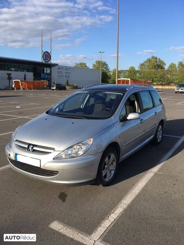 Peugeot 307 SW 2.0 HDI Griffe 2005