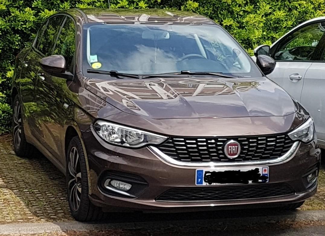Fiat Tipo Diesel Manuelle 2016 SARCELLES