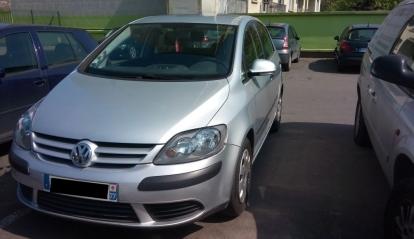 Volkswagen Golf V Plus 1.9 TDI 2005
