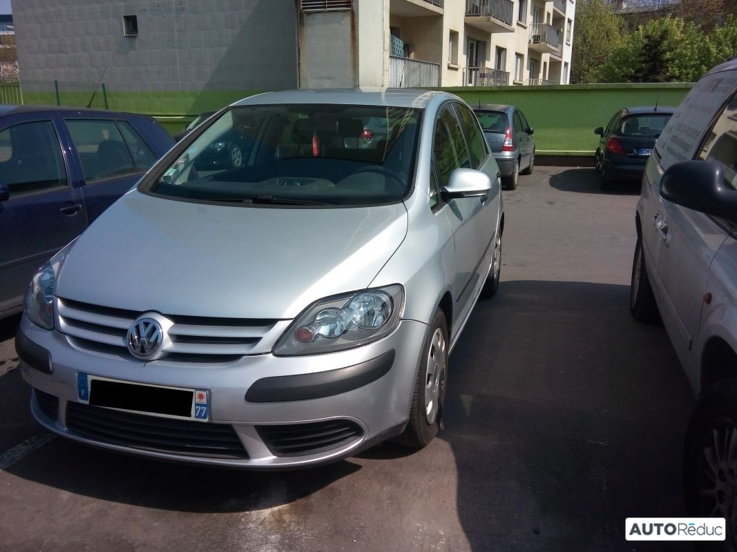 Volkswagen Golf V Plus 1.9 TDI 2005