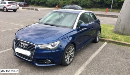 Audi A1 Ambition Luxe 1.2 TFSI 2011