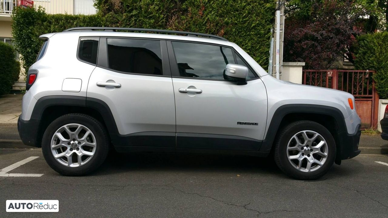 Jeep Renegade Longitude Business JTD 2014