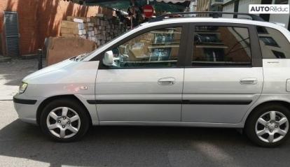 Hyundai Crdi Pack Matrix 2008