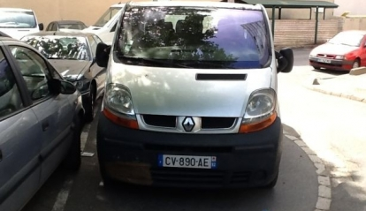 Renault Trafic 2.5 L 2005