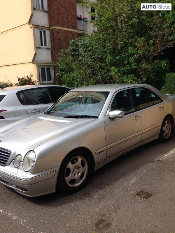 Mercedes Classe E 220 Avantgardes 2001