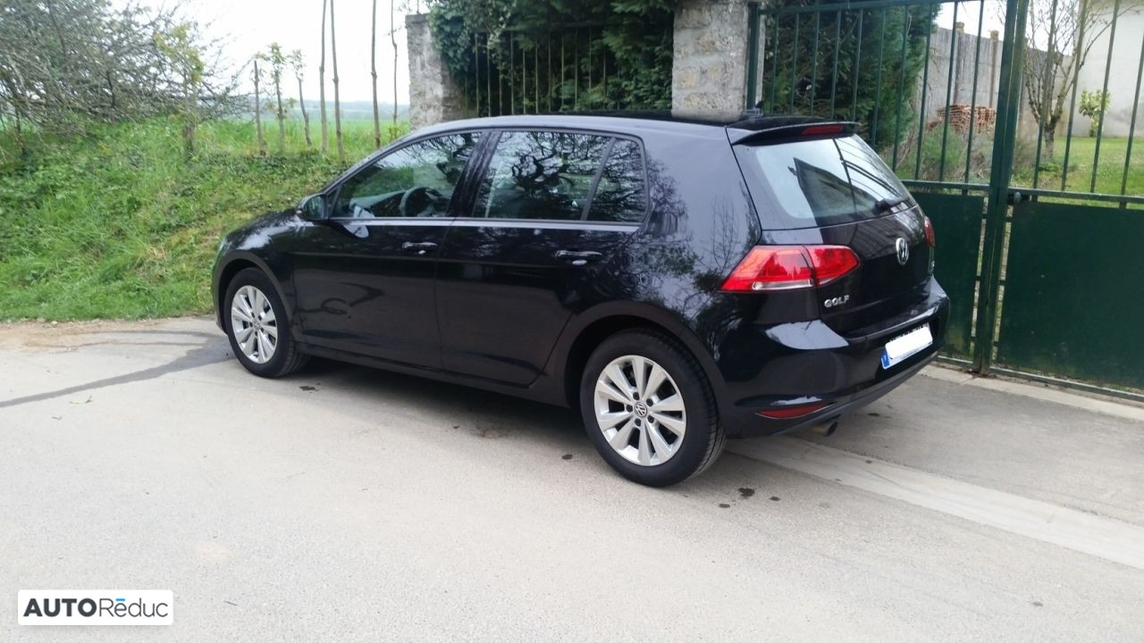 Volkswagen Golf VII 1.6 TDI Confortline Business 2013