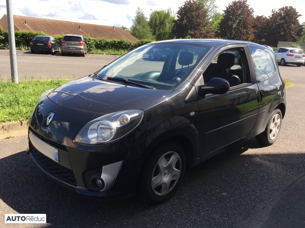 achat renault twingo ii 1 5 l dci 2008 d 39 occasion pas cher 4 600. Black Bedroom Furniture Sets. Home Design Ideas