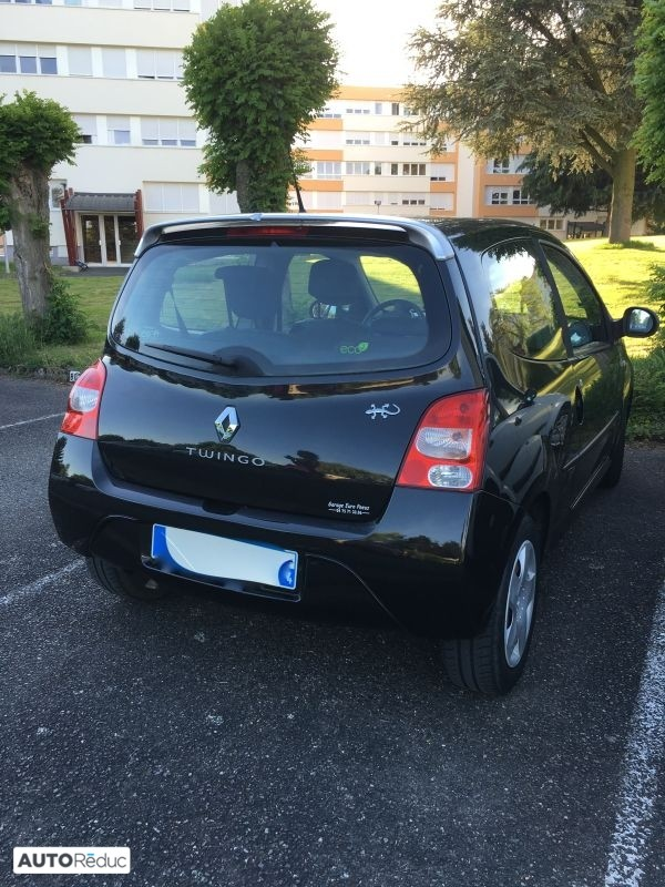 achat renault twingo ii 1 5 l dci 2008 d 39 occasion pas cher. Black Bedroom Furniture Sets. Home Design Ideas