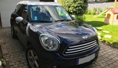 Mini Countryman Cooper D 2012