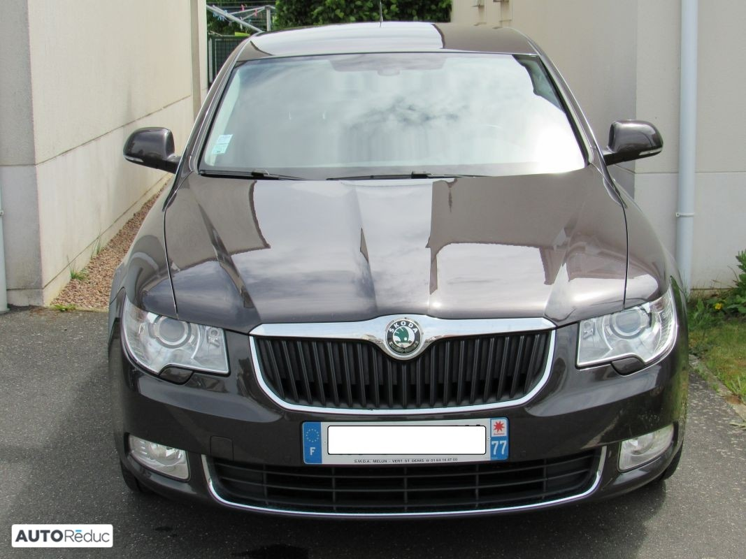 Skoda Superb II 2.0 TDI 2010