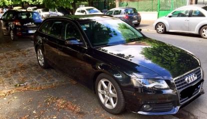 Audi A4 Avant 2009