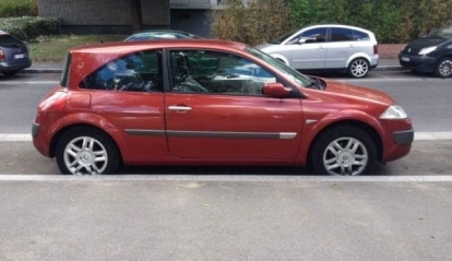 Renault Megane ll 1.9 DCI 2006