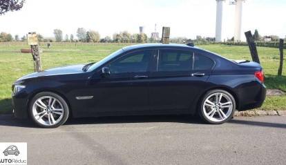 BMW Série 7 740D XDrive exclusive Pack M