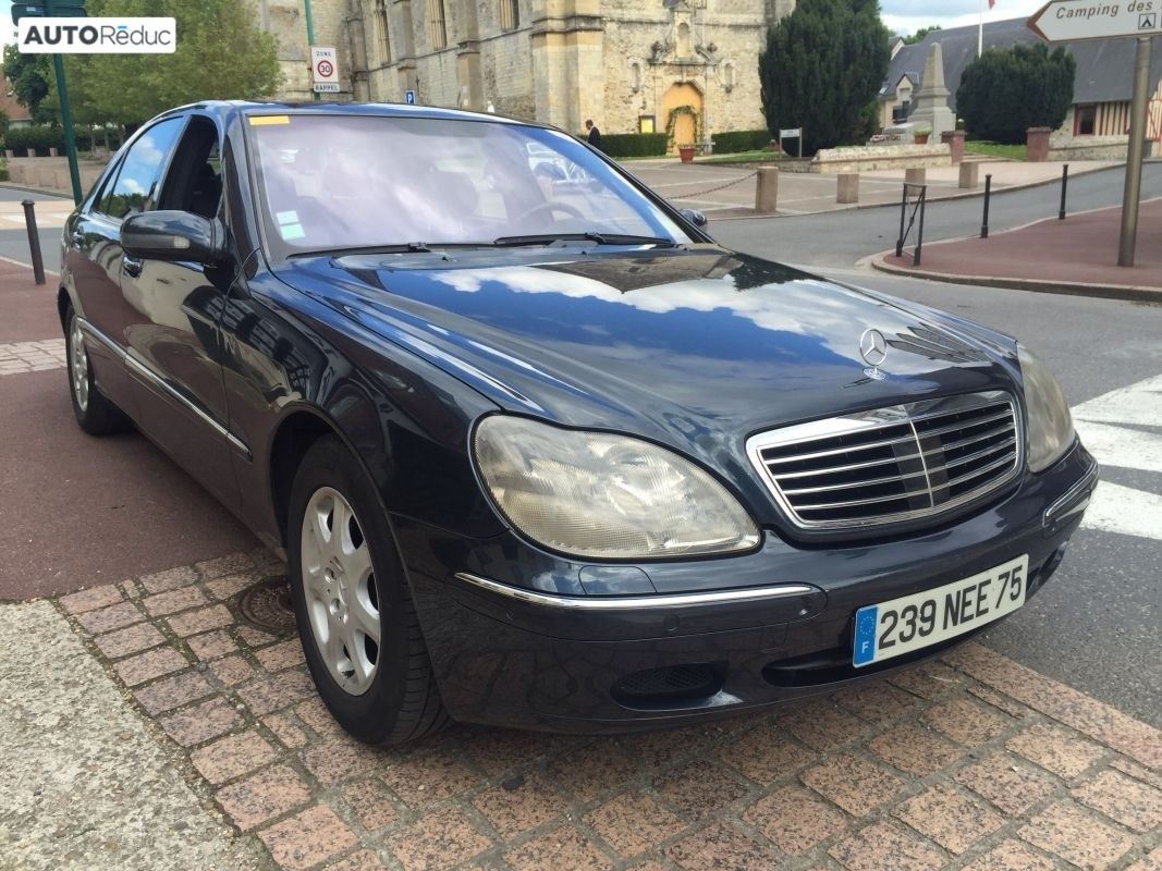 Mercedes Classe S 500 L 2001