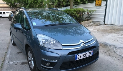 Citroen Grand C4 Picasso Exclusive 2011