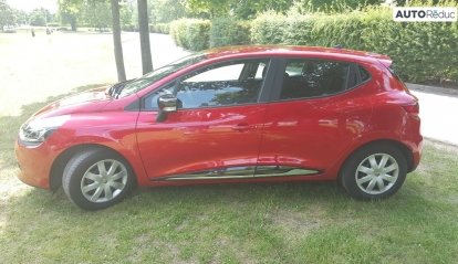 Renault Clio IV TCE 2013