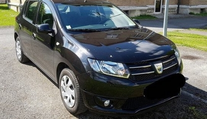 Dacia Sandero Essence Manuelle 2013