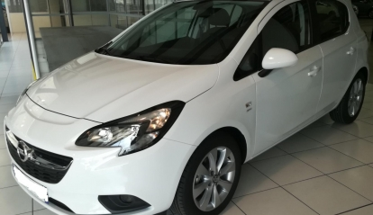 Opel Corsa Essence Manuelle 2017
