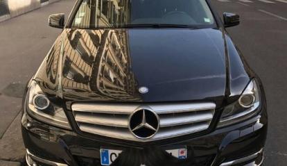 Mercedes Classe C 220 Diesel Automatique 2013