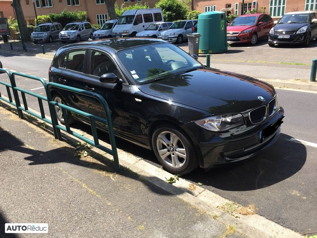 Bmw Serie 1 118D Phase 2 2009