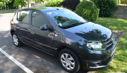 Dacia Sandero 1.2 16v E6 2015