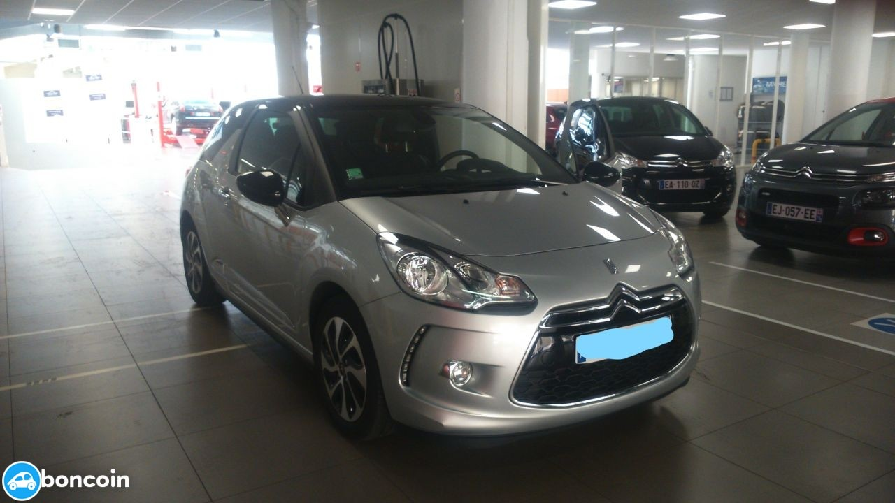 Citroën DS3 e-HDi 90 Airdream So Chic 2014