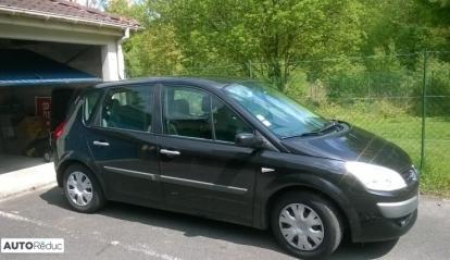 Renault Scenic II 1.5 DCI 2008