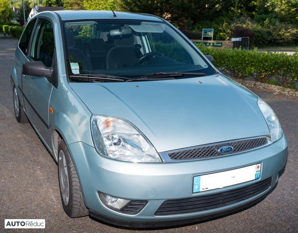 Fiat Fiesta IV 1.4 L Ghia 2004