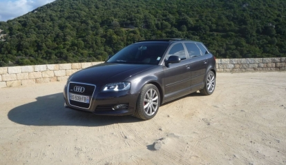 Audi A3 Sportback 1.8 TFSI Ambition Luxe 2009