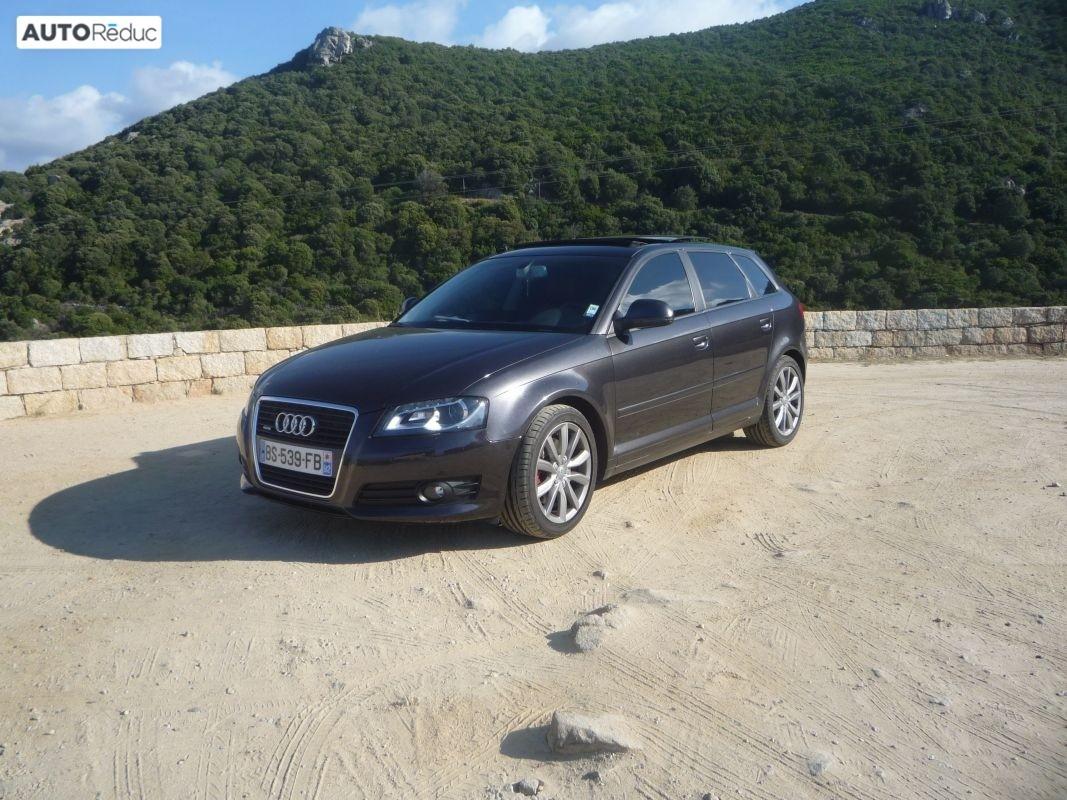 Audi A3 Sportback 1.8 TFSI Ambition Luxe 2009