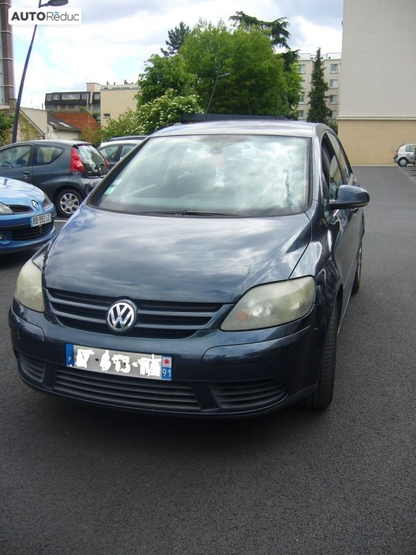 Volkswagen Golf plus Confortline 1.9 HDI 2005